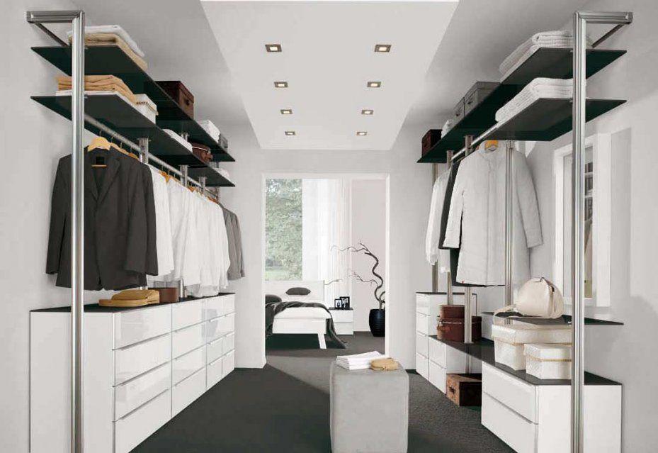 Begehbarer Kleiderschrank  Holz  Arias  Nolte von Begehbarer Kleiderschrank System Günstig Bild
