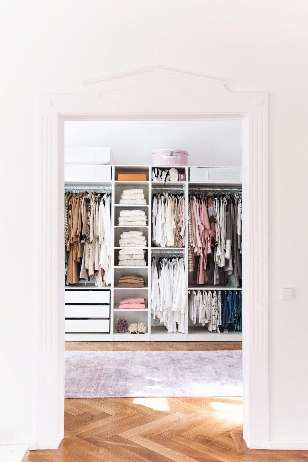 Begehbarer Kleiderschrank Kleines Schlafzimmer Schön Mein Begehbarer von Kleiderschrank Ideen Kleines Zimmer Photo