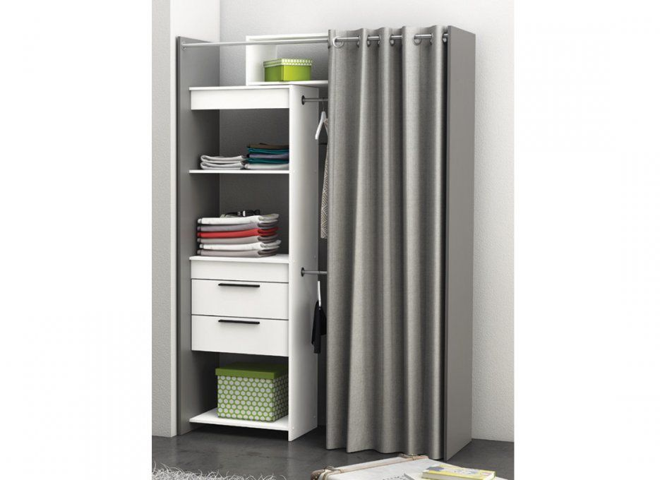 begehbarer kleiderschrank mit vorhang haus design ideen. Black Bedroom Furniture Sets. Home Design Ideas
