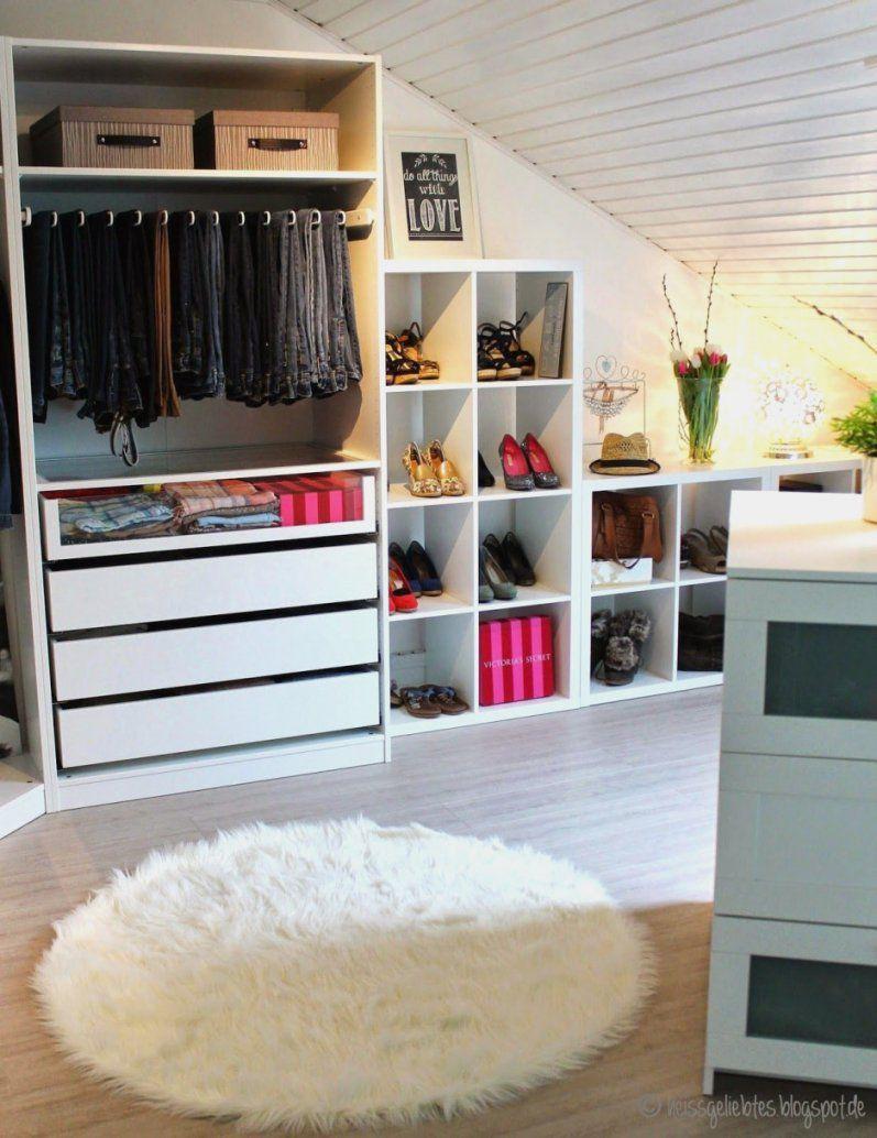 Begehbarer Kleiderschrank Schräge Schön Fresh Begehbarer von Ideen Begehbarer Kleiderschrank Dachschräge Bild