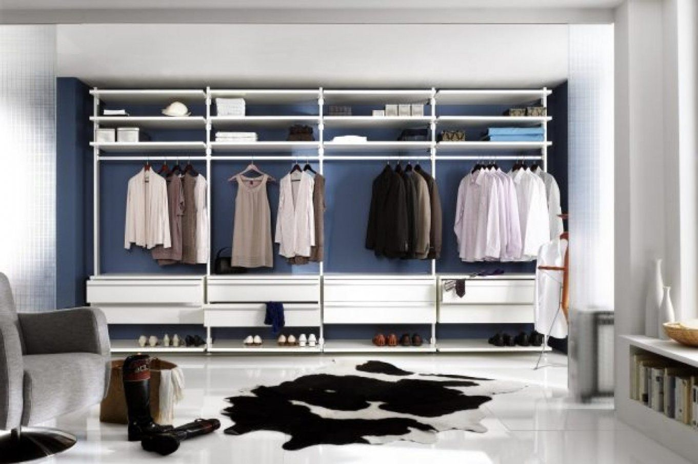 Begehbarer Kleiderschrank Selber Bauen Anleitung von Begehbarer Kleiderschrank Selber Bauen Anleitung Bild