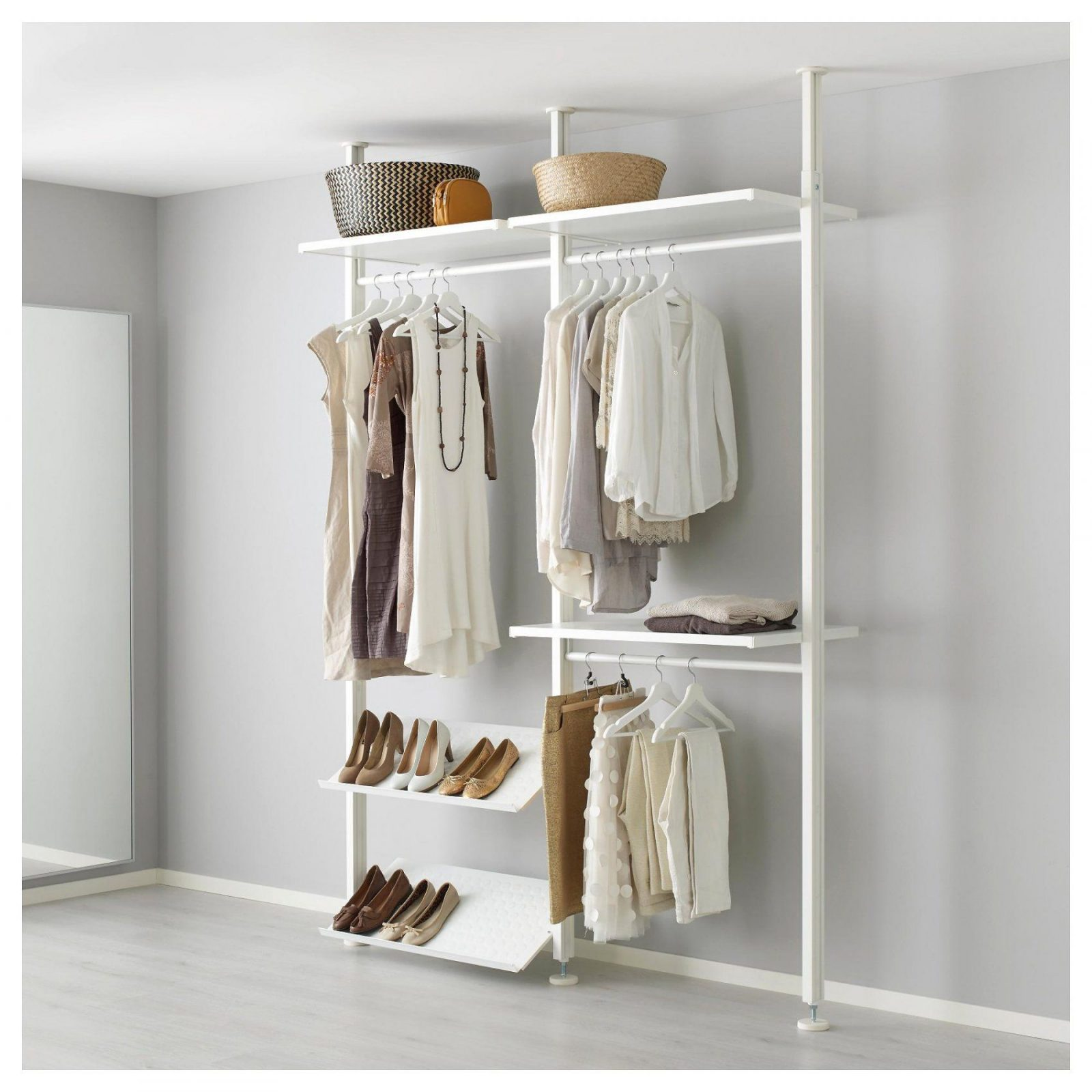 Begehbarer Kleiderschrank System Günstig Awesome Erfreut von Begehbarer Kleiderschrank System Günstig Photo