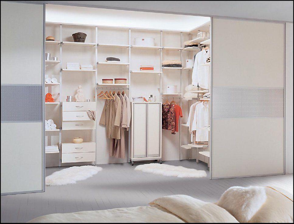 Begehbarerkleiderschrank von Regalsystem Kleiderschrank Selber Bauen Bild