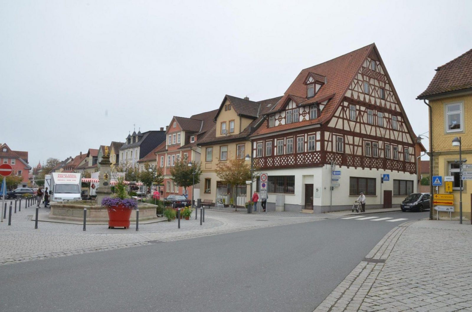 Beim Löwen Geht's Los von Gasthof Goldener Löwe Bayreuth Bild