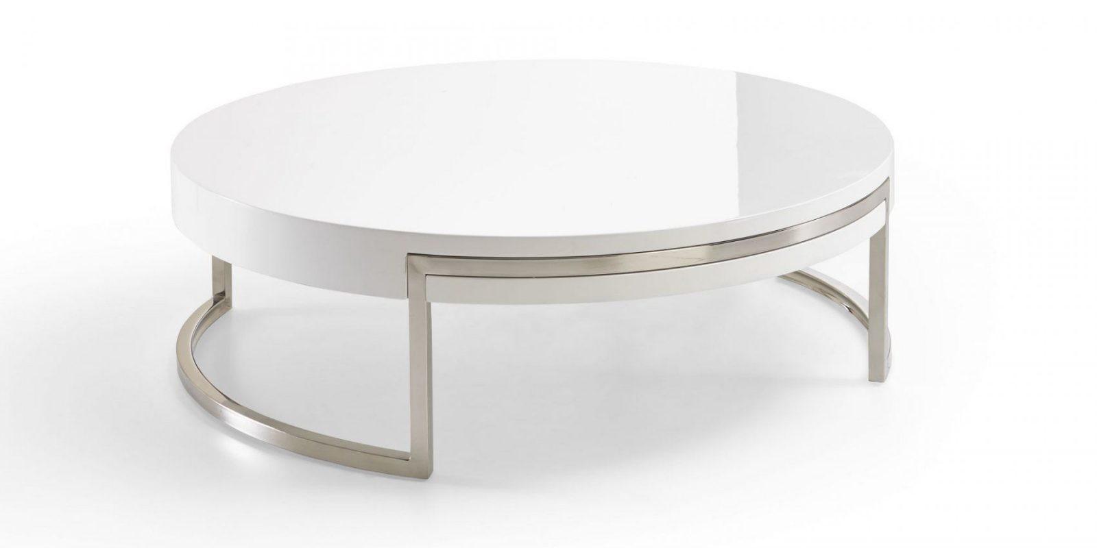 Beistelltisch Weiß Hochglanz Beste Von Architektur Kleiner Tisch von Beistelltisch Weiß Hochglanz Rund Photo