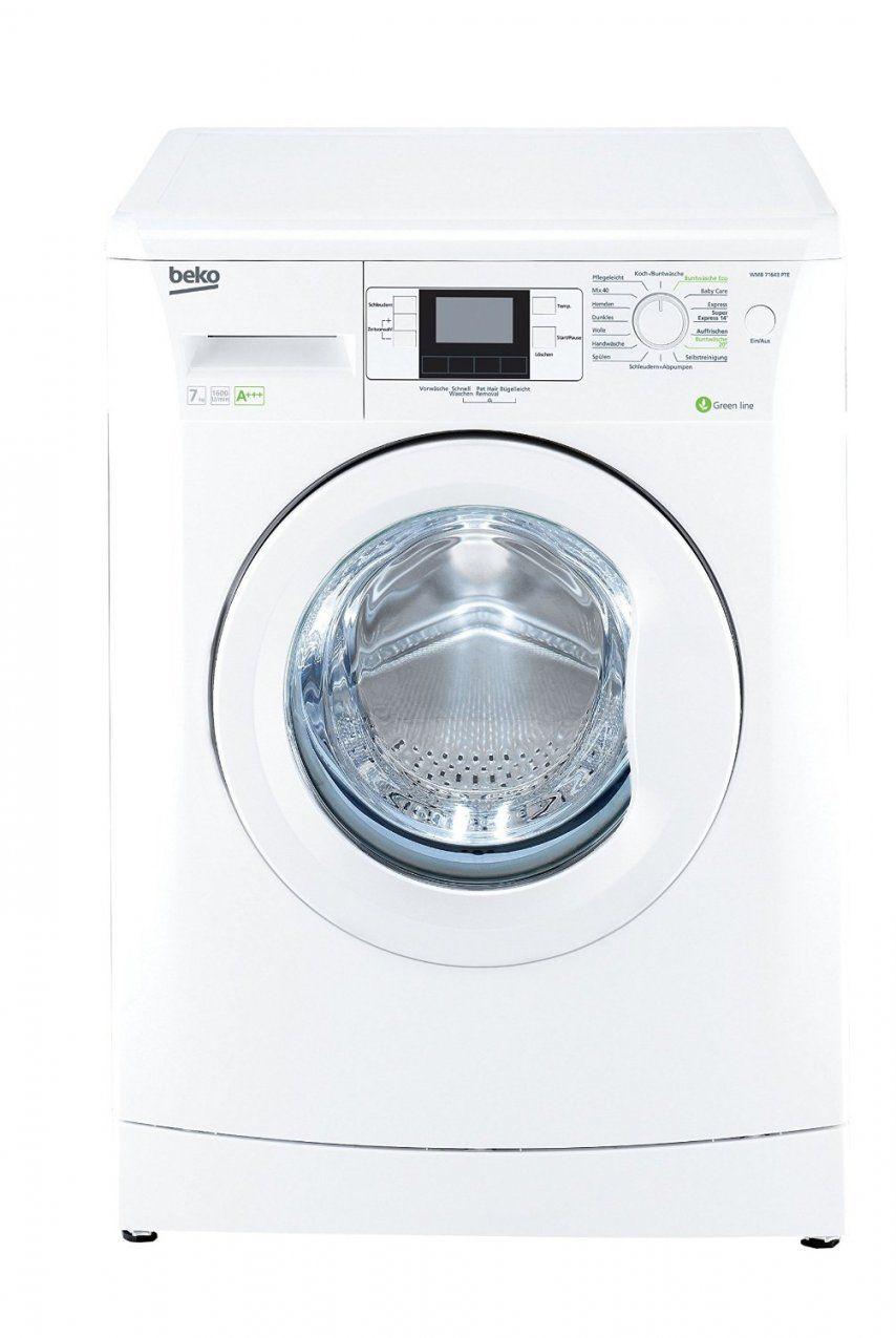Beko Waschmaschinen Im Test  Waschmaschinetester von Beko Wmb 71443 Pte Stiftung Warentest Bild