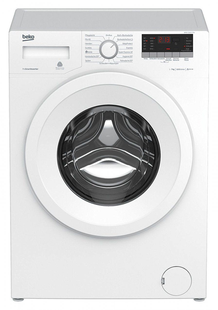 beko wya 81643 le waschmaschine im test 2018 von beko wmb. Black Bedroom Furniture Sets. Home Design Ideas