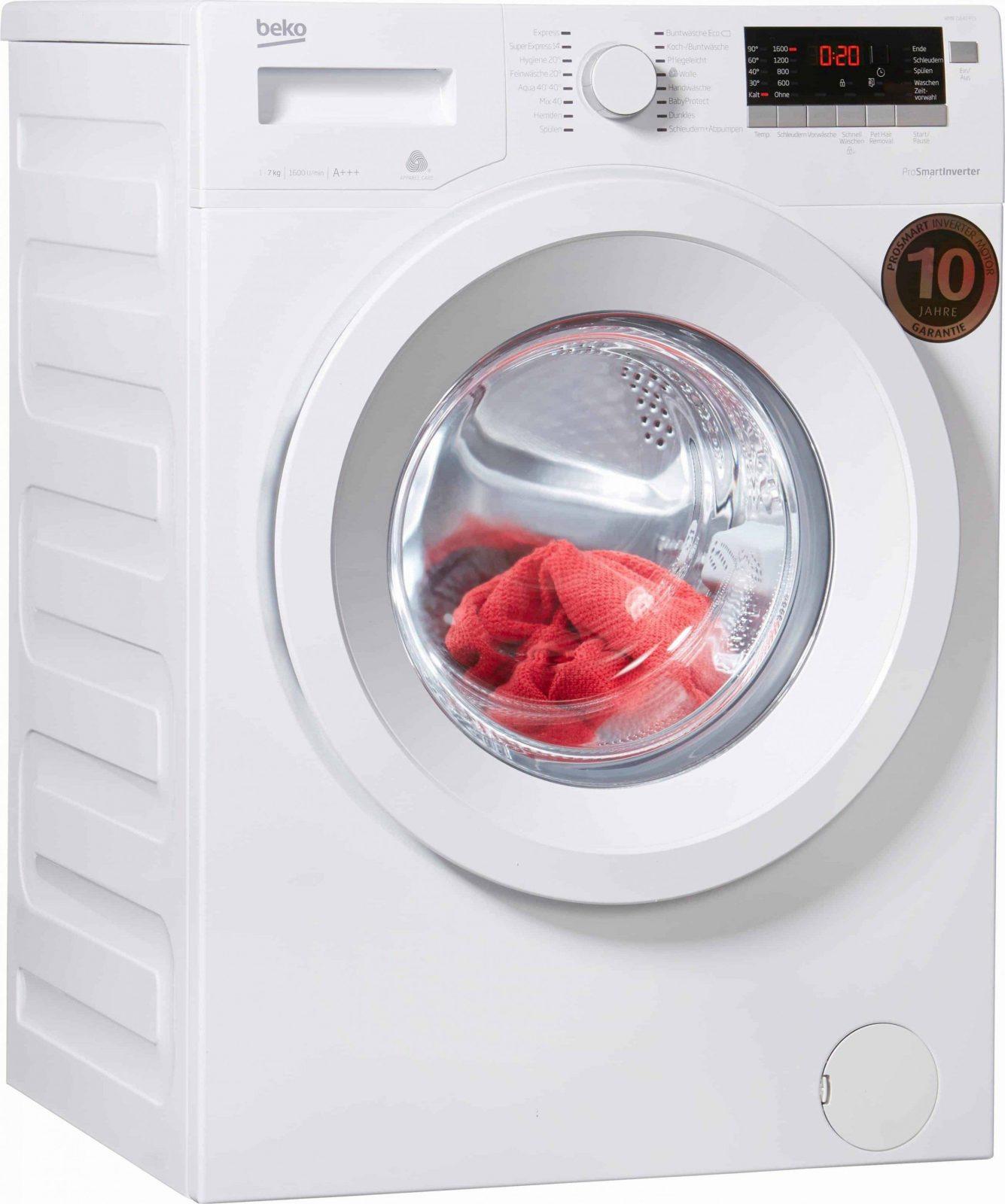 Beko Wmb 71643 Pts Waschmaschine Im Test 2018 von Beko Wml 51431 E Test Photo