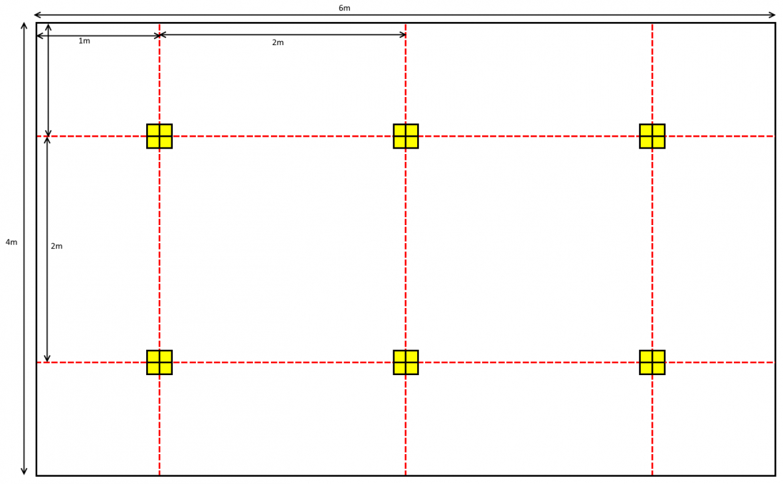 Beleuchtung Mit Deckenspots Richtig Planen (33) – Florina Und von Led Einbaustrahler Abstand Zueinander Bild