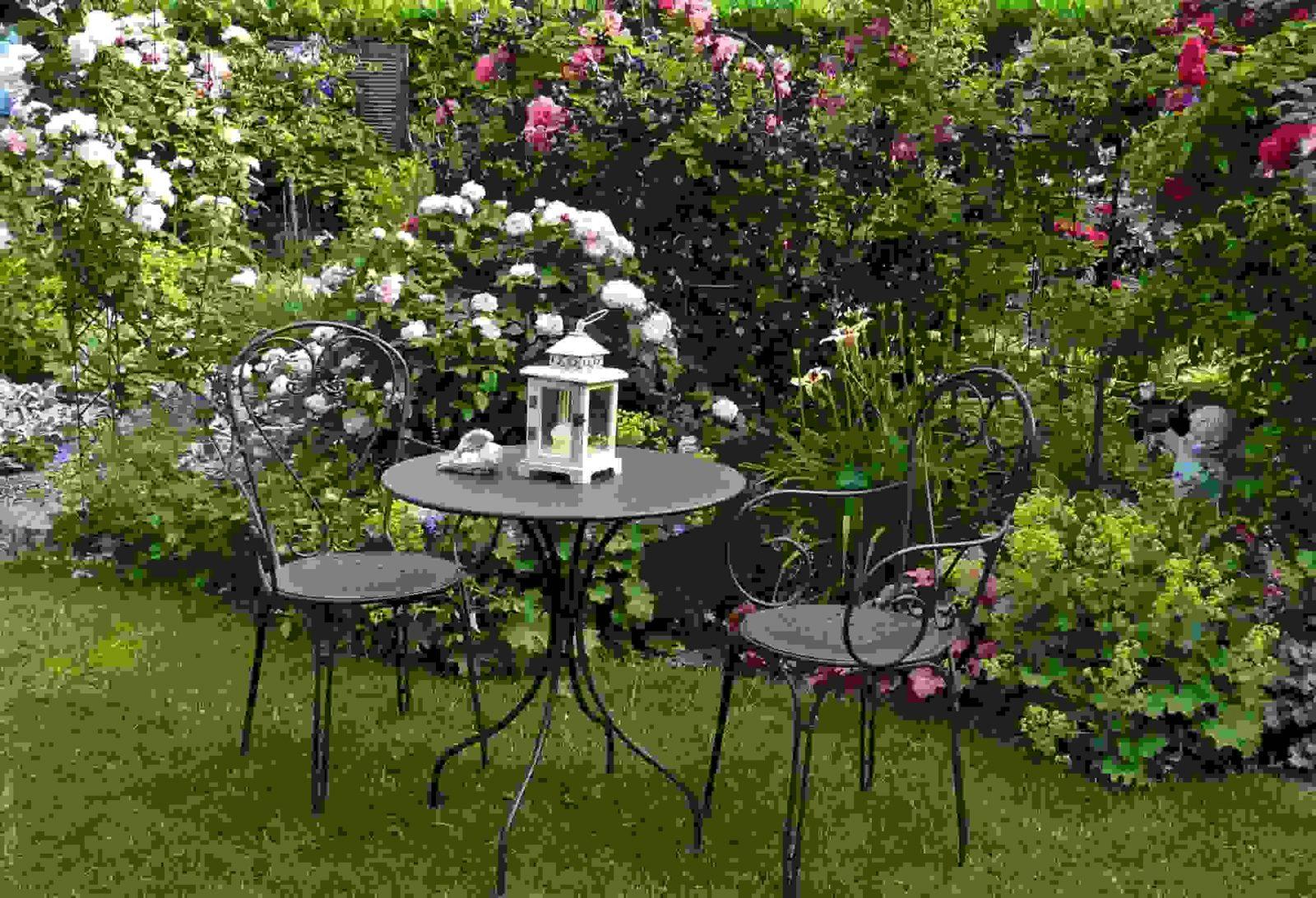 Beliebt Gartengestaltung Kleine Gärten Beispiele Von Gartenideen Für von Gartenideen Für Wenig Geld Bild