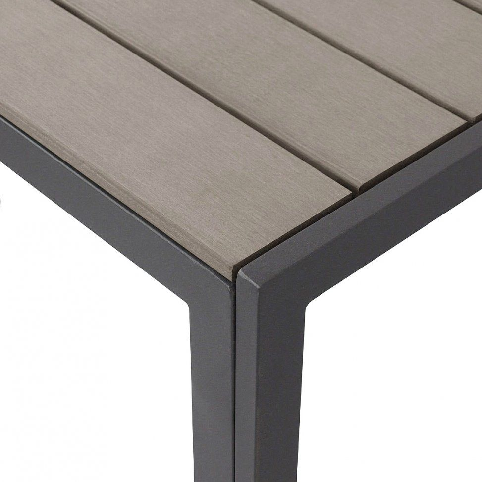 Bemerkenswert Akazienholz Tisch Garten Gartentisch Akazie Online von Gartentisch Mit 2 Bänken Photo