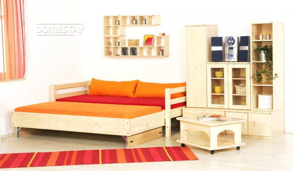 Bemerkenswerte Ideen Bett Ausziehbar Doppelbett Und