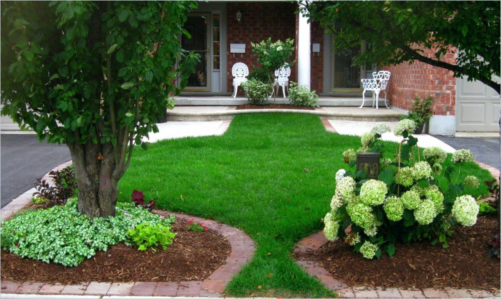 Bepflanzung Vorgarten Pflanzen Halbschatten Sudseite Pflegeleicht von Pflegeleichte Pflanzen Für Den Vorgarten Bild