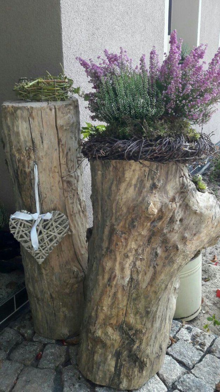 Berühmt Deko Garten Holz Zeitgenössisch Die Besten Avec Deko Mit von Dekorieren Mit Holz Im Garten Photo