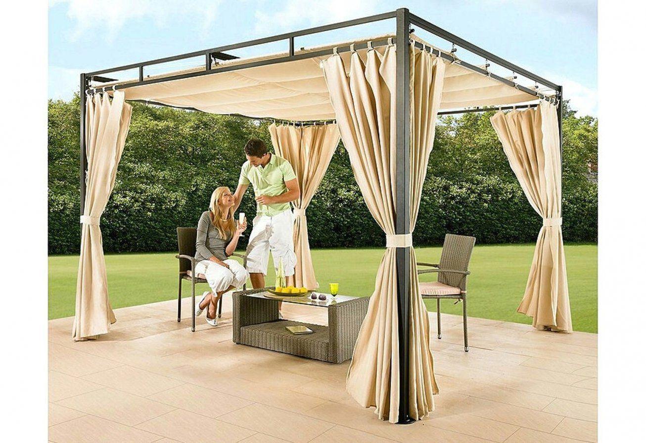 Bescheiden Raff Pavillon Modern Fesselnd Auf Raumdekoration Ideen von Flachdachpergola 3 X 4 Photo