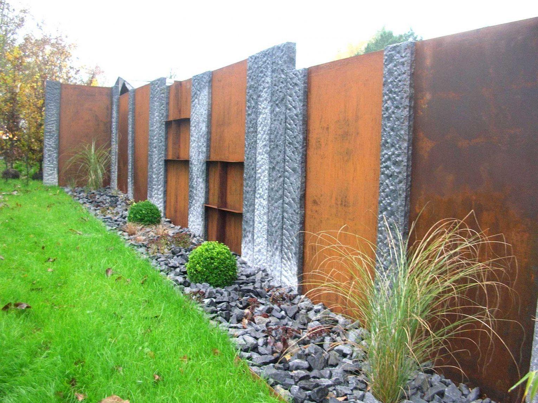 Best Of 30 Einzigartig Sichtschutz Cortenstahl Garten Konzept Haus von Cortenstahl Sichtschutz Für Garten Bild