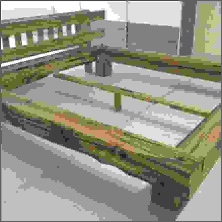 Beste 40 Balkenbett Eigenbau Designideen  Die Idee Eines Bettes von Bett Selber Bauen Balken Photo