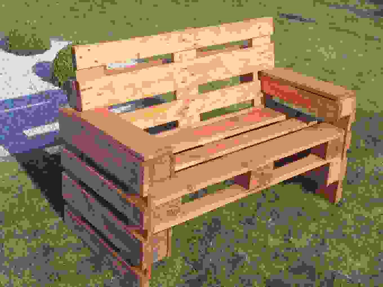 Beste Holzbank Selber Bauen Rustikal Schema  Gartendesignideen von Rustikale Holzbank Selber Bauen Bild