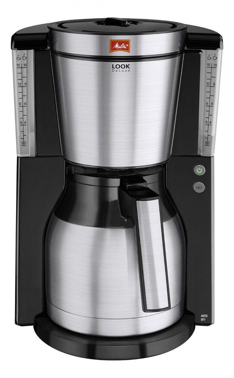 Beste Kaffeemaschine Mit Timer Und Thermoskanne Test von Melitta Kaffeemaschine Mit Abnehmbaren Wassertank Und Thermoskanne Bild