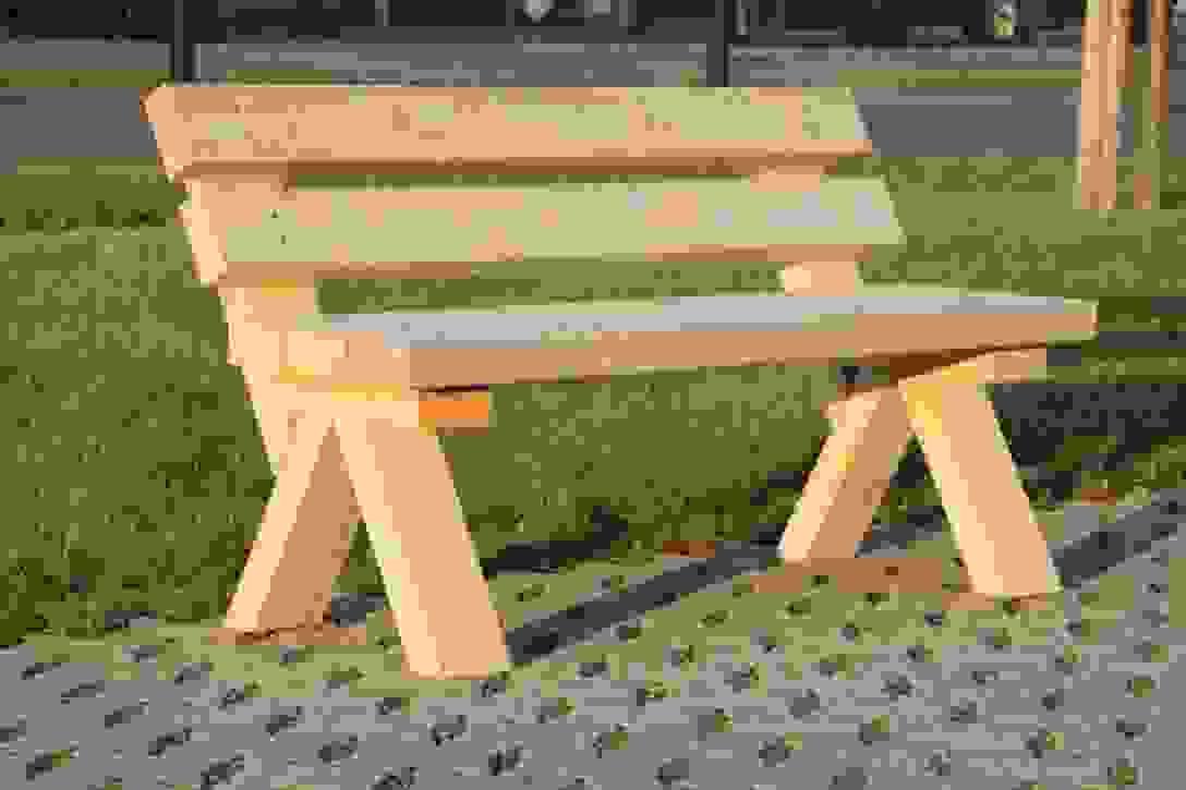 Beste Miller Einrichtungen Garten Zum Massive Gartenbank Selber Von von Massive Holzbank Selber Bauen Photo