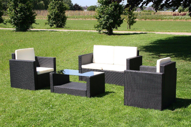 Beste Polyrattan Gartenmöbel Set Günstig Rattan Gartenm C3 B6Bel G von Gartenmöbel Set Rattan Günstig Bild