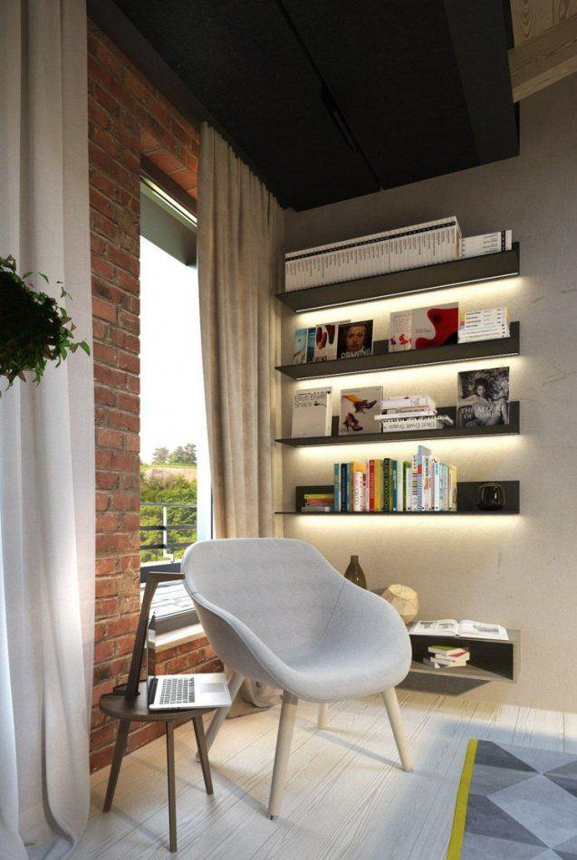 Beton Farbe Für Moderne Wandgestaltung  5 Wohnideen von Moderne Wandgestaltung Mit Farbe Photo