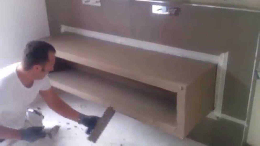 Betonmöbel Waschtisch Concrete Facebook Davor Odobasic Bingen von Waschbecken Platte Selber Bauen Bild