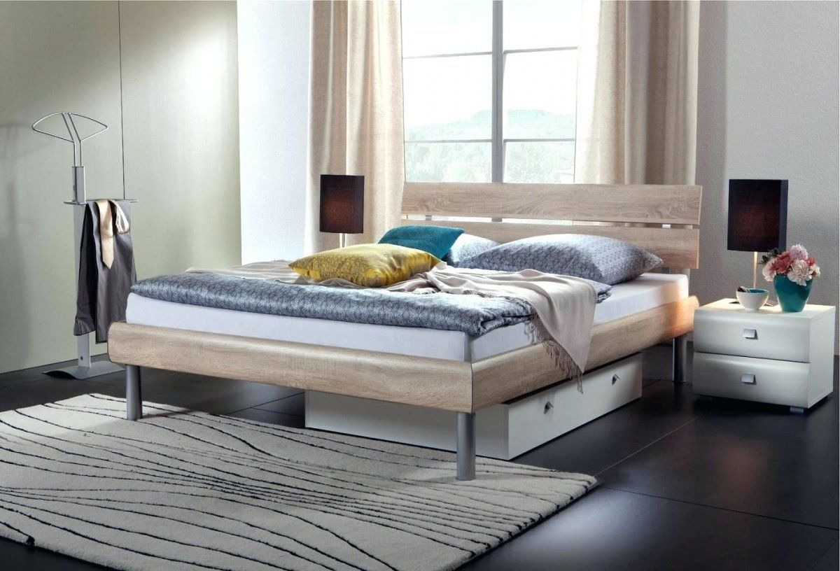 Bett 200×220 160×220 Aberlange Wildeiche Doppelbett Vollholz Massiv von Bett 160 X 220 Photo