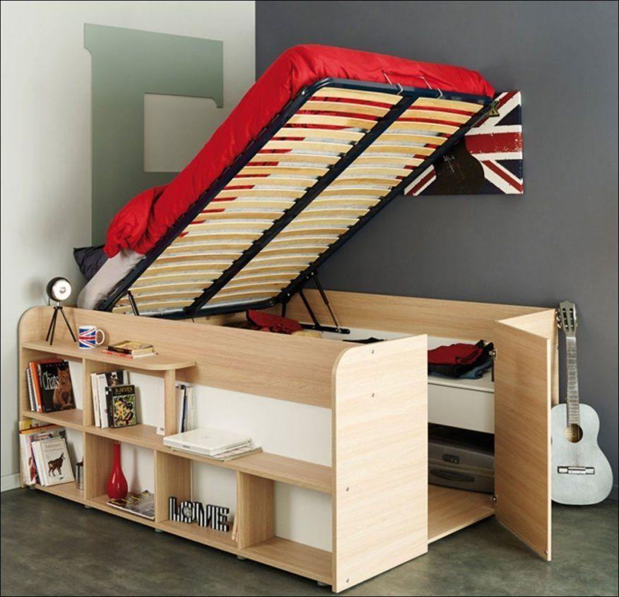 Hochbett Selber Bauen 2x Kallax Regal Von Ikea Unter Das Bett Von