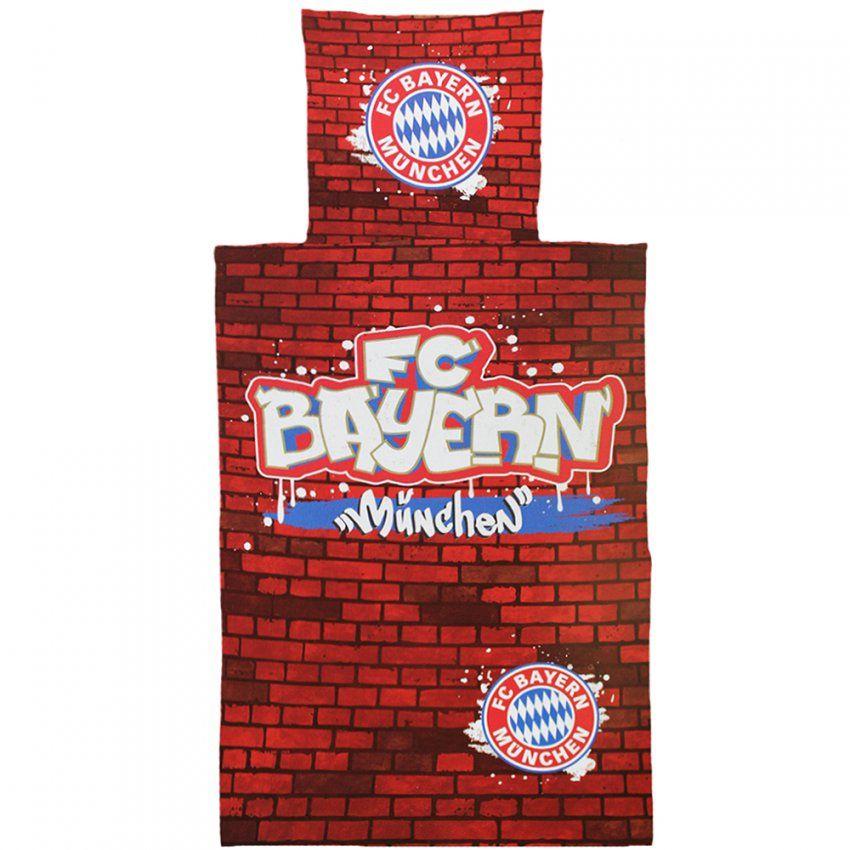 Bett & Bad  Fc Bayern München Shop  Fussball Fanartikel von Bettwäsche Bayern München Günstig Photo