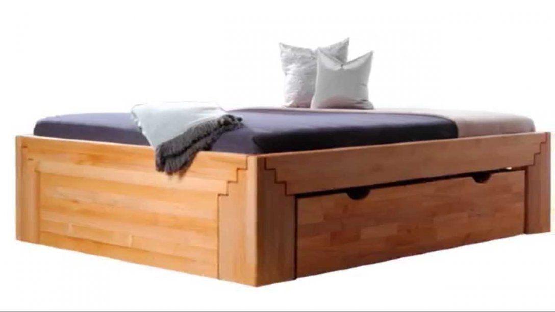 Bett Für Echte Schwergewicht  Massivholzbett Erle  Youtube von Stabile Betten Für Übergewichtige Bild