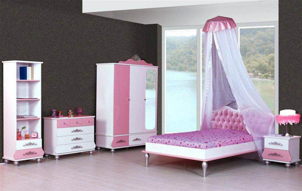 Bett Fur Kinder 6Er Set Kinderzimmer Prinzessin Madchen Pink Rosa von Mädchen Bett Selber Bauen Bild