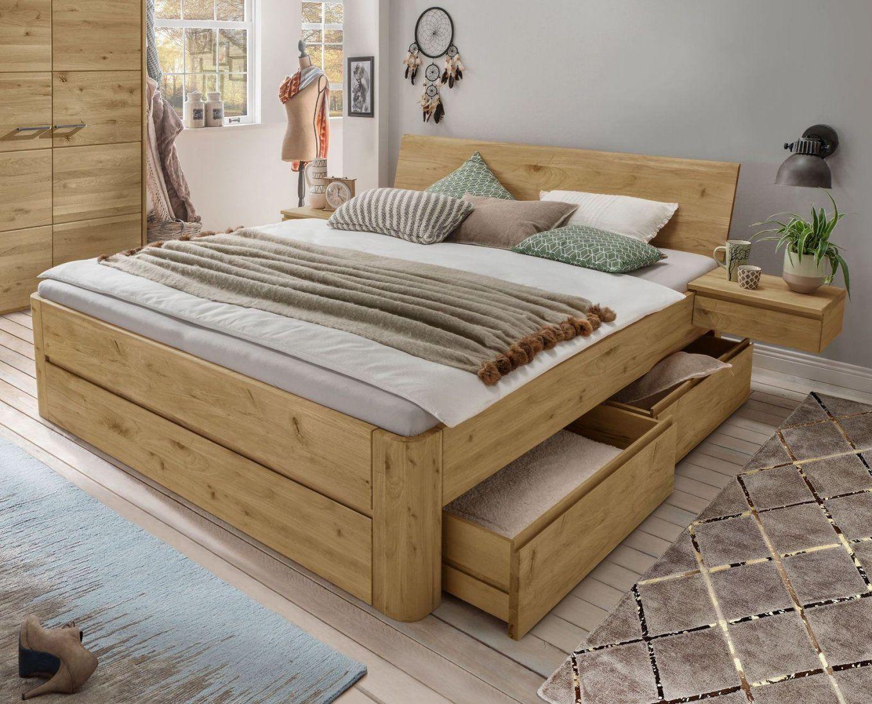 Bett Holz Selbst Bauen 180X200 Selber Boxspring 160X200 Avec Holz von Cooles Bett Selber Bauen Bild