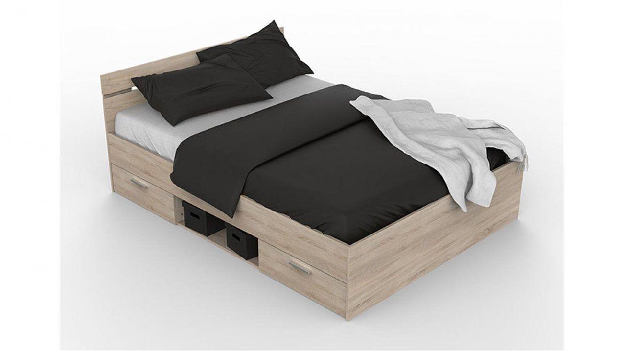 bett 140x200 mit stauraum bezaubernd auf kreative deko ideen in von bett 140x200 sonoma eiche. Black Bedroom Furniture Sets. Home Design Ideas