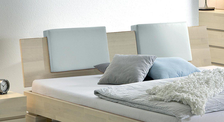 Bett Mit Polsterkopfteil Rckenlehne Bari Kopfteil Selber Polstern von Kopfteil Bett Selber Machen Ikea Photo