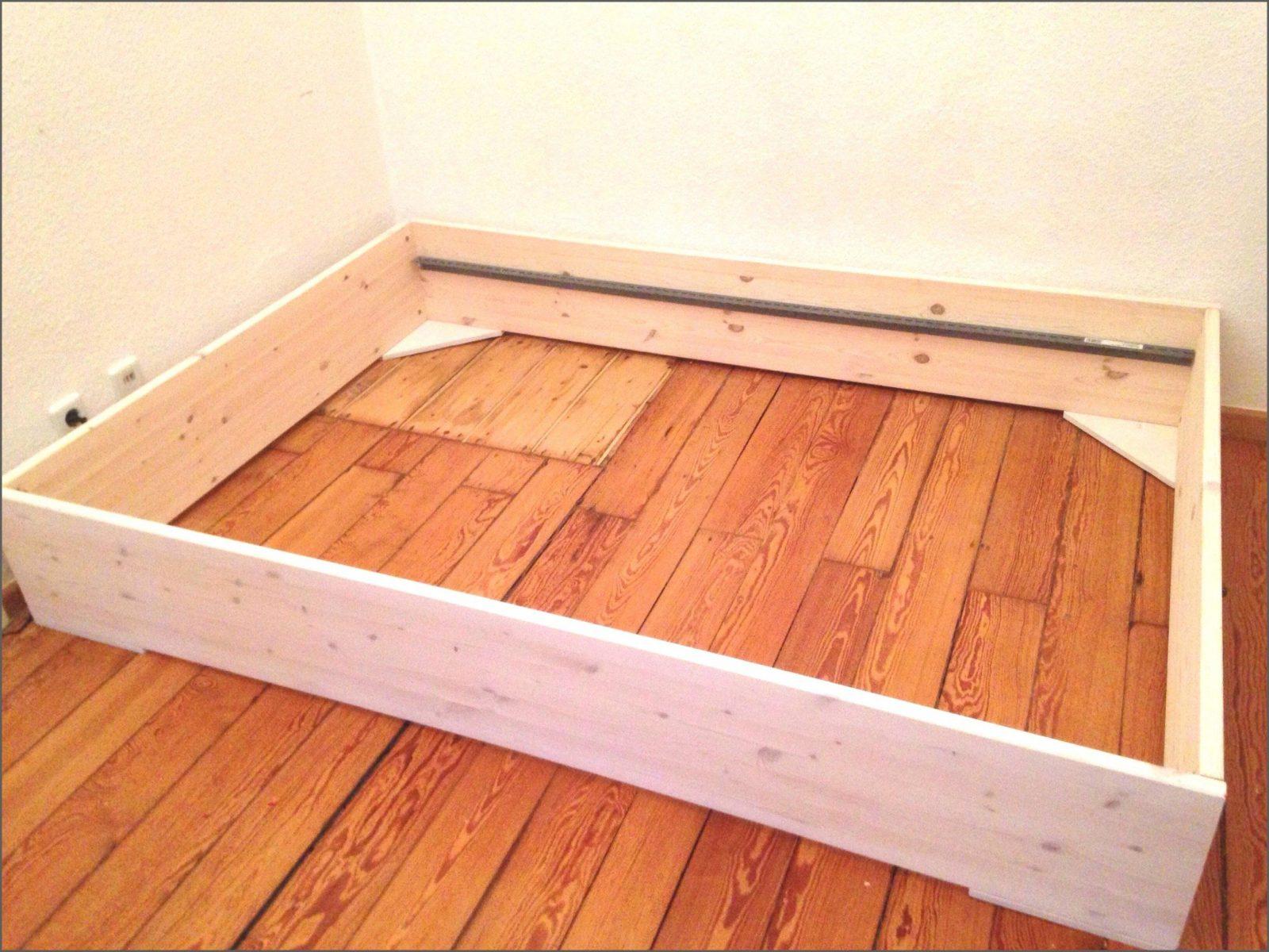 Bett Selber Bauen 140X200  Juegosfofy von Bett Selber Bauen Holz Bild