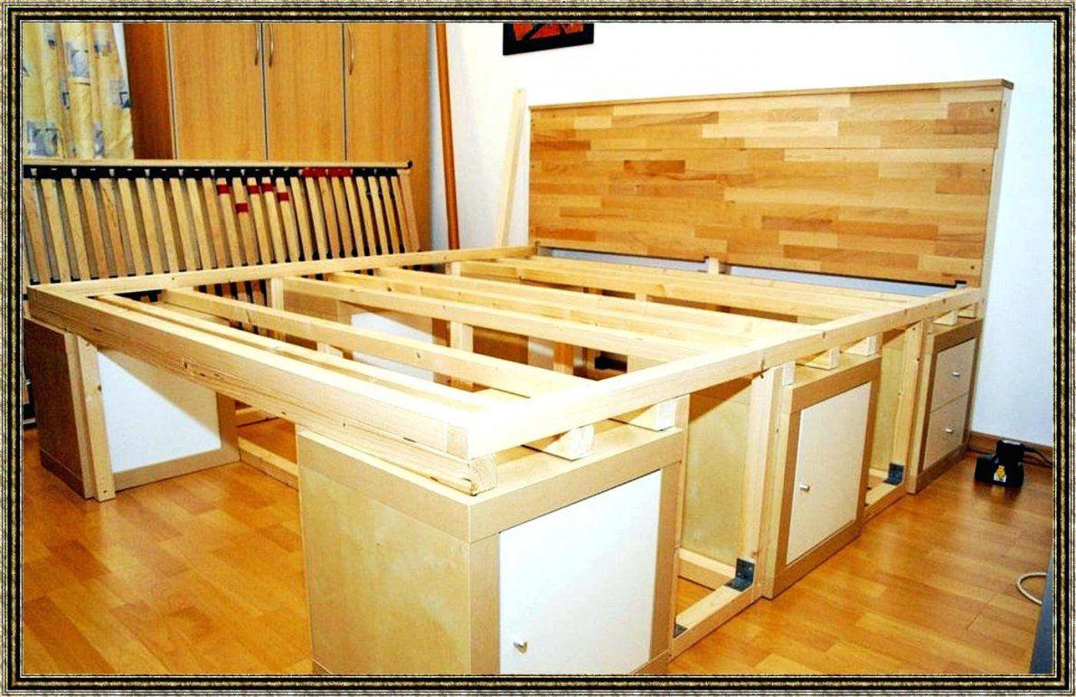 Bett Selber Bauen Holz Anleitungen Boisholz Intended For Awesome von Bett Selber Bauen Holz Photo