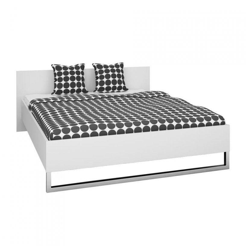 Bett Style (160X200 Weiß)  Dänisches Bettenlager von Matratze 160X200 Dänisches Bettenlager Bild