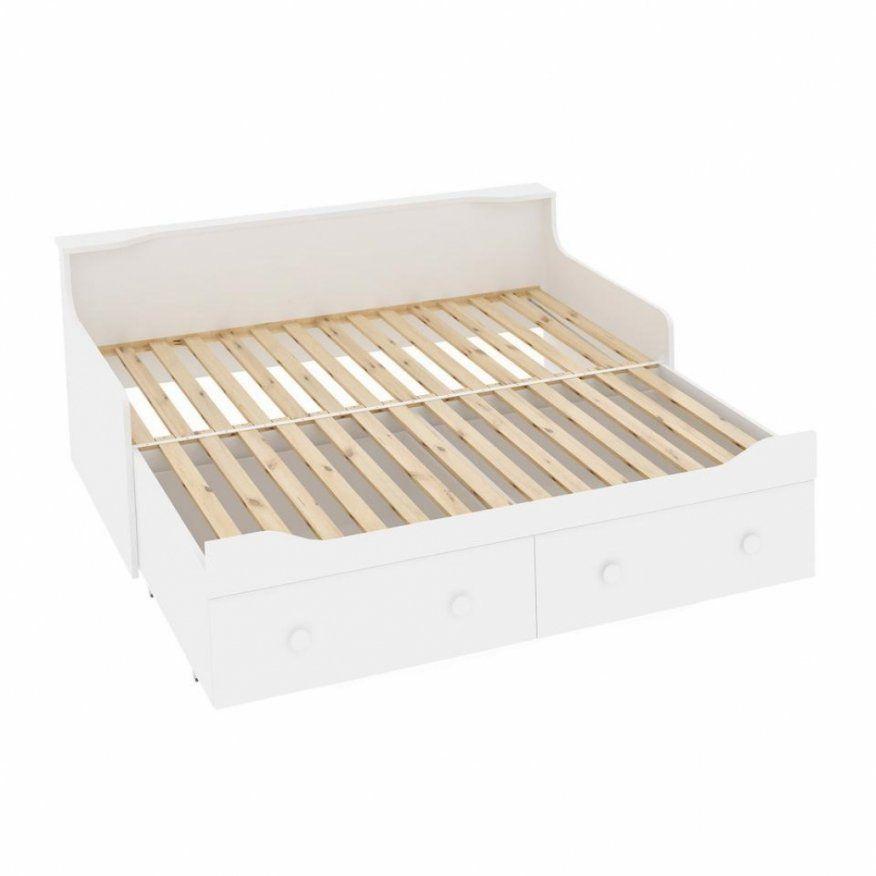 Bett Zum Ausziehen Auf Gleicher Hhe Interesting Bett Ausziehbar von Bett Ausziehbar Gleiche Höhe Bild