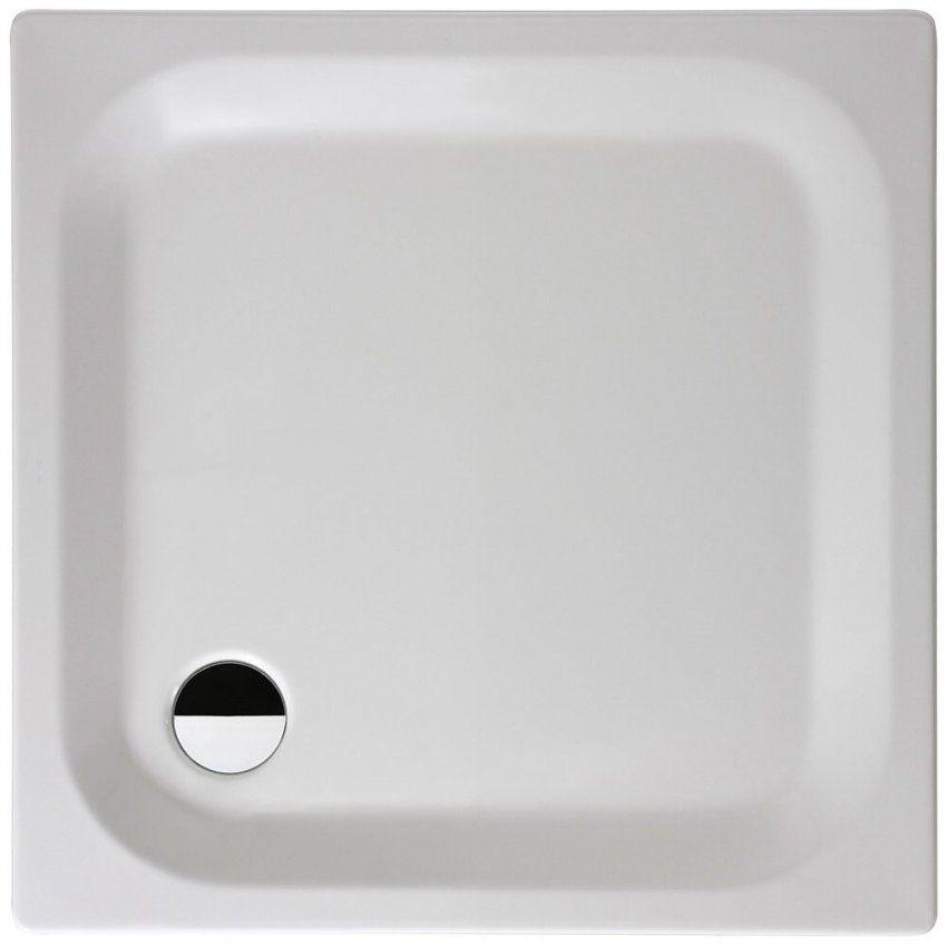 Bette Ultra Duschwanne Superflach 90 X 90 X 25 Cm 5930000  Megabad von Duschwanne 90X90 Flach Mit Träger Bild
