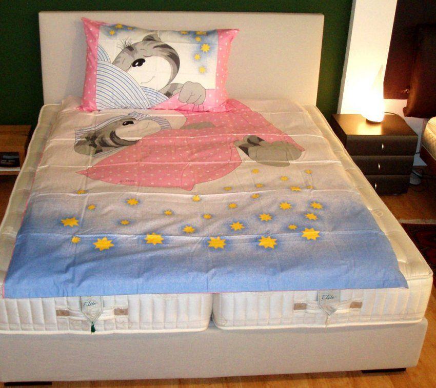 Bettenstudio Mani Betten Fachgeschäft Katze Bettwäsche Für Kinder von Bettwäsche Katzenmotiv Fotodruck Bild
