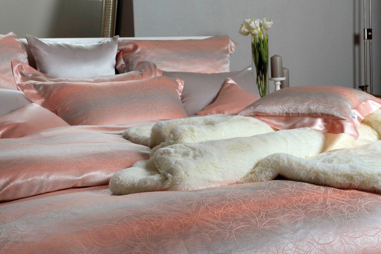 Bettwaren Borghoff  Plauener Seidenweberei Bettwäsche Ophelia von Plauener Seidenweberei Bettwäsche Photo