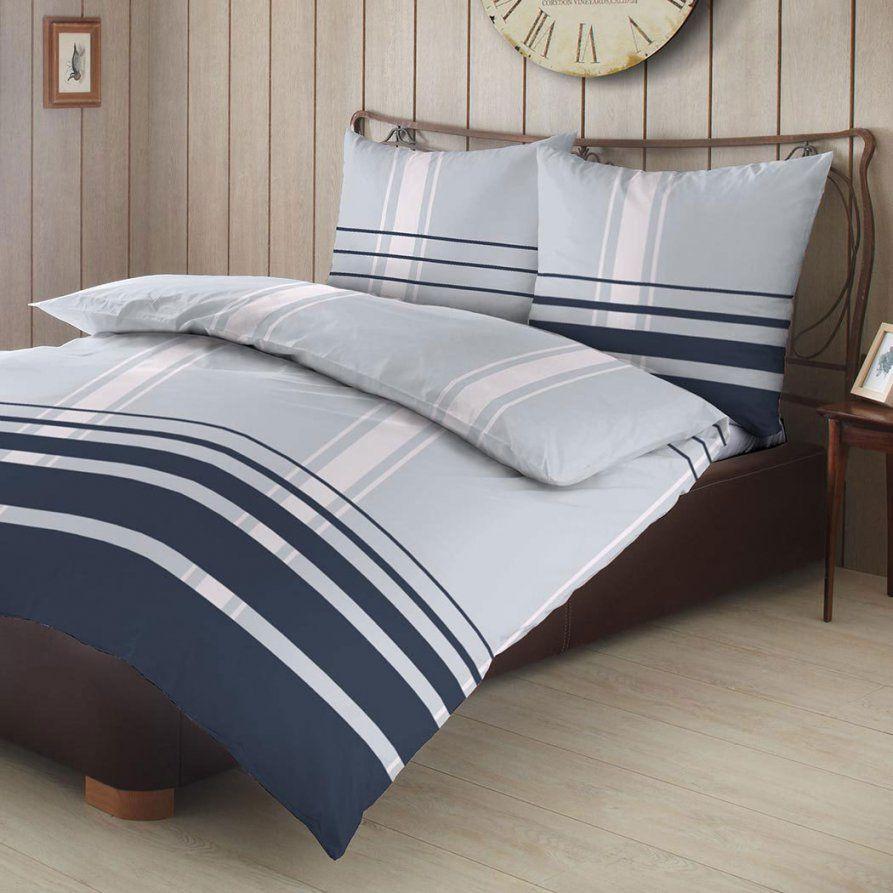 Bettwarenshop Biber Bettwäsche Maritim Günstig Online Kaufen Bei von Maritime Bettwäsche Günstig Photo
