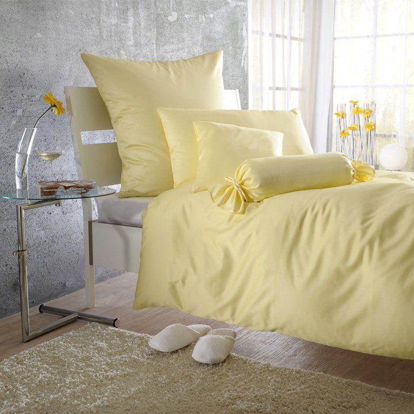 Bettwarenshop Uni Makosatin Bettwäsche Calla Günstig Online Kaufen von Mako Satin Bettwäsche Erfahrung Photo