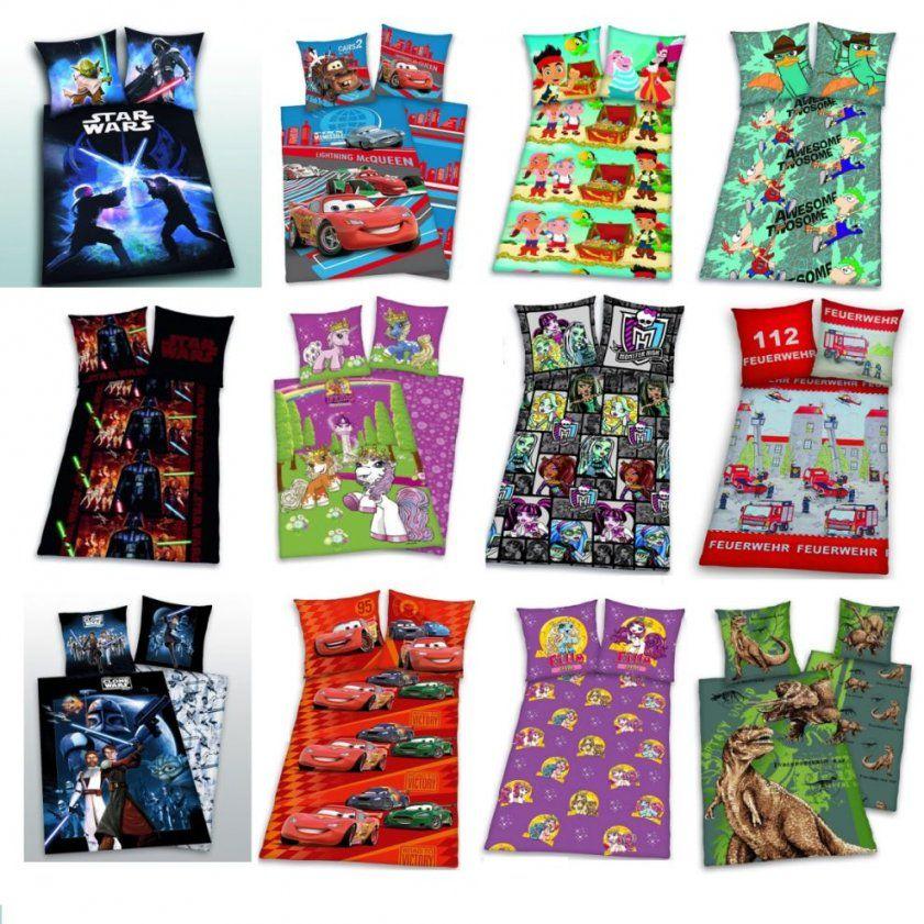 Bettwasche 135X200  Angebote Auf Waterige von Fleece Bettwäsche Kindermotive Bild