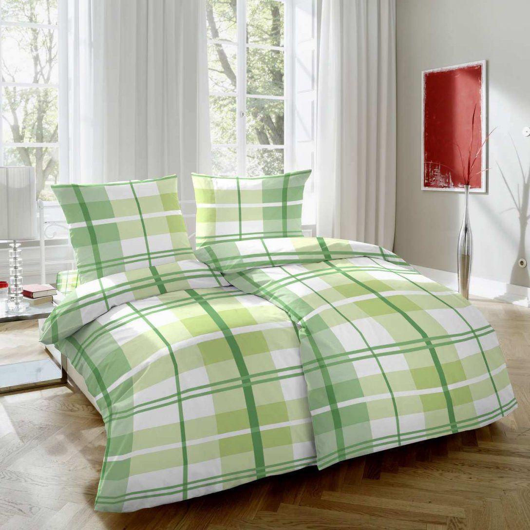 Bettwäsche Aus Baumwolle von Bettwäsche Grün Kariert Bild