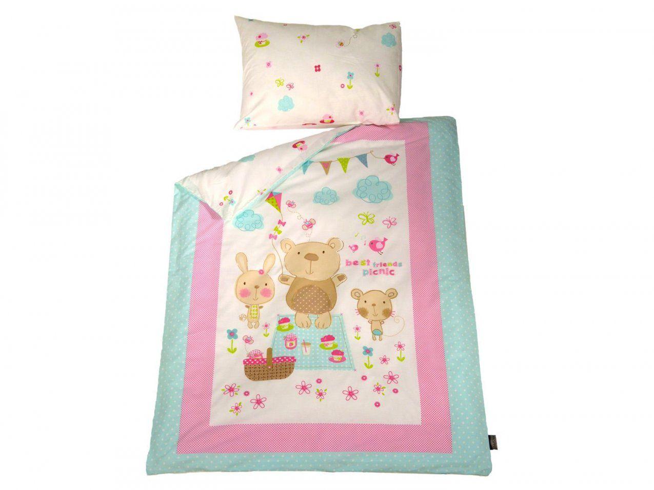 Bettwasche Babybettwäsche Fee Von S Oliver 100X135 Baby Bettwäsche von Biber Bettwäsche Kinderbett Bild