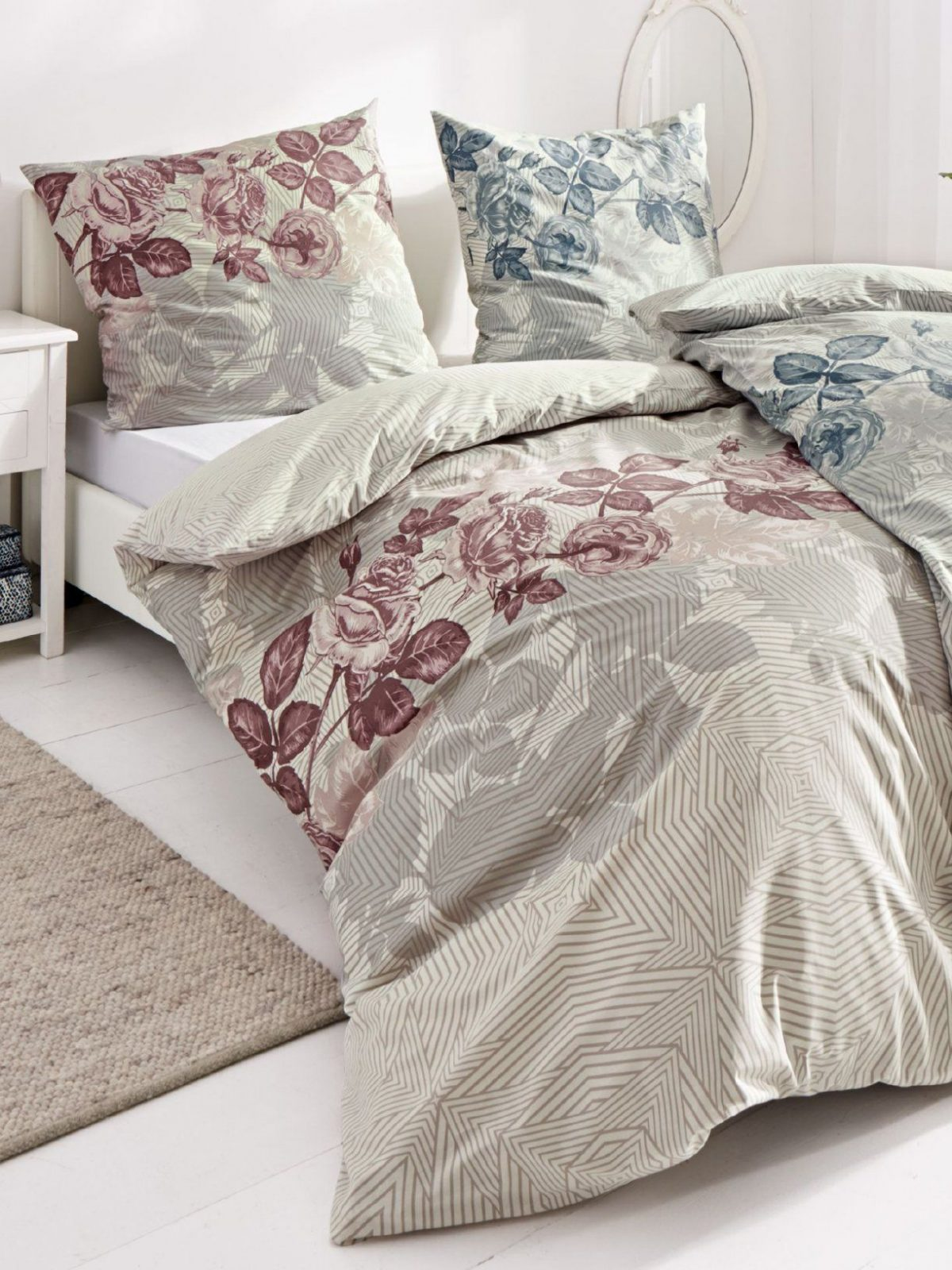 bettw sche totenkopf motiv haus design ideen. Black Bedroom Furniture Sets. Home Design Ideas