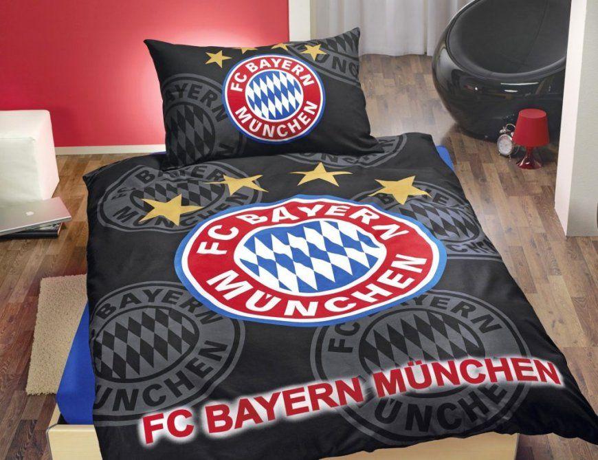 Bettwäsche Bayern München Günstig  Bsgmedia von Otto Bettwäsche 155X220 Bild