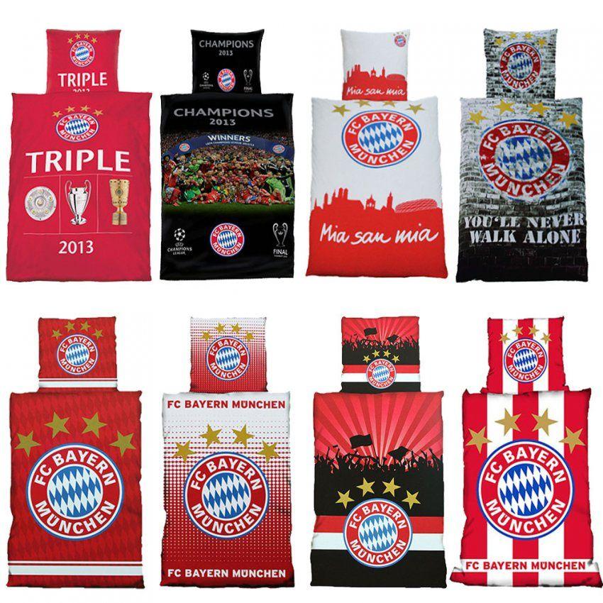 Bettwäsche Bayern München Real  Conferentieproeftuinen von Bayern München Bettwäsche Real Photo